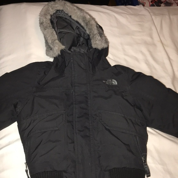 4aa6d44b8725 Toddler boy north face Gotham winter coat. M 5b8bfb439fe4860dc6b2f987